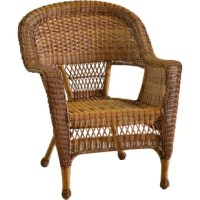 Unlike real wicker which dries out and cracks, resin wicker is flexible and fade-resistant. What's more, all-weather wicker doesn't absorb water and also allows for air flow, making it perfect choice for poolside!  A charming blend of classic elegance and lasting function, this lounge chair is just what you need to unwind in style after day's work.