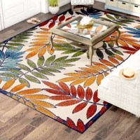 This sunny and sensational collection of the rug is pretty, practical and simply perfect for high traffic areas. With its inviting assortment of classic and contemporary designs, tempting color palettes and terrific textures, these multipurpose rugs will afford an air of simple sophistication to any environment.