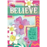 Express your faith all year round with this perfect, spring