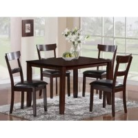 Wilmoth 5 Piece Dining Set