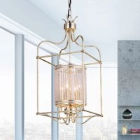 The pendant with draping crystal beads shade combine complementary materials beautifully. Four lights give plenty of illumination for your space. Perfect for your entryway, above a dining table or lighting a special area with style.