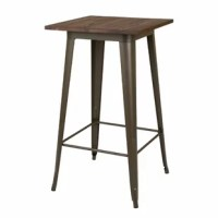 Jonnie Solid Wood Dining Table