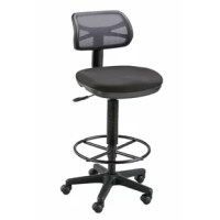 This Griffin Chair features a simple yet captivating design that makes it perfect for a contemporary style of office decor. It provides you with great comfort and also adds a sophisticated look to your workplace. Its ergonomic design enables you to sit on it and work for long hours. It has been styled with a modern theme in mind and will look great with most decors. It is made of premium quality materials, which ensure that the chair will last for long. This Griffin Chair comes with pneumatic...
