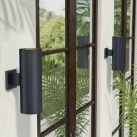 Woburn 2-Light Outdoor Armed Sconce