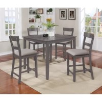 Wilmoth 5 - Piece Counter Height Dining Set