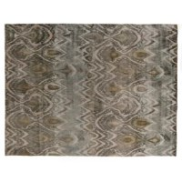 This Koda Hand-Woven Gray Area Rug collection's elegance lies in its simplicity; layers of plush rayon from bamboo silk transform your space without overpowering it. Bold and neutral colors, these pieces are as pleasant to the eyes as they are to the touch.