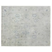 This Koda Hand-Woven Ivory/Blue Area Rug collection's elegance lies in its simplicity; layers of plush rayon from bamboo silk transform your space without overpowering it. Bold and neutral colors, these pieces are as pleasant to the eyes as they are to the touch.