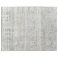 This Koda Hand-Woven Gray Area Rug's elegance lies in its simplicity, layers of plush rayon from bamboo silk transform your space without overpowering it. Bold and neutral colors, this piece is as pleasant to the eyes as it is to the touch.