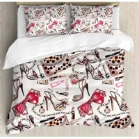 Makeover and refresh your bedrooms every season with just a single touch! Start with these fun and decorative duvet cover sets. These unique designs match well with various color palettes of your rugs, curtains, headboard, furniture, and all other decor accessories. Very durable and sustainable material which will not endanger your health or the environment. No chemicals used, no dye substance harming the health of you or your family, 100% recyclable environmentally friendly fabric. Colors...
