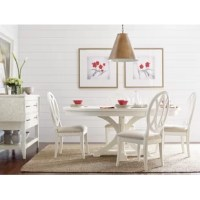 There is a feeling that happens when family and friends gather around a table to share a meal and conversation, and this 5 Piece Dining Set brings warmth and joy to every room. As functional and innovative as they are comfortable and inviting, pieces are perfect for every house - and the people that make it a home.