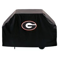 The Holland Bar Stool NCAA Grill Cover is a perfect blend of style and functionality. The vinyl made grill cover ensures excellent fabric quality and durability. The grill cover can be printed with your favorite NCAA team logo on a classic black background. The logo is printed with a detailed step by step screen print process. The grill cover will protect your grill from all the outdoor elements and highlights your support for the team at the same time. The NCAA Grill Cover by Holland Bar Stool...