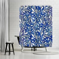 Live life creatively with this stunning shower curtain from East Urban Home exclusive artists collection. Fun, sweet and oh-so chic. This shower curtain is the perfect way to celebrate your impeccable style and breathe new life into your bathroom.