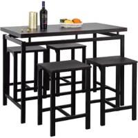 Weatherholt 5 - Piece Counter Height Dining Set