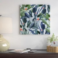 The artwork is crafted with 100% cotton artist-grade canvas, professionally hand-stretched and stapled over pine-wood bars in gallery wrap style, a method utilized by artists to present artwork in galleries. Fade-resistant archival inks guarantee perfect color reproduction that remains vibrant for decades even when exposed to strong light. Add brilliance in color and exceptional detail to your space with this contemporary and uncompromising style. Ready to be displayed right out of the box...