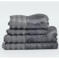 These classic rayon from bamboo towels are 100% rayon from bamboo loop, 100% cotton base and 500 GSM.