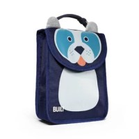 Please don't be surprised when your child hugs her new lunchbox. The lunch bag carries cute to a whole new level. This adorable Doggies Lunch Bag is ready to stand watch over your child's lunch like it was their very own. Durable, reusable, and easy to wipe clean, they're also easy to attach to strollers, backpacks and book bags for a playful lunch on the go.
