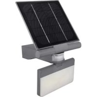 The Solar Powered LED Flood Light feature state of the art infrared thermal technology thus automatically turning on/off upon human movement detection. Convenient, wireless, and requires no electricians or hard wiring to install. Put lighting where you need it in a quick effective way.