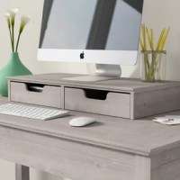 Take the first step toward making your office environment more productive with this desktop organizer, a petite 4.1