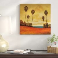 The artwork is crafted with 100% cotton artist-grade canvas, professionally hand-stretched and stapled over pine wood bars in gallery wrap style - a method utilized by artists to present artwork in galleries. Fade-resistant archival inks guarantee perfect color reproduction that remains vibrant for decades even when exposed to strong light. Add brilliance in color and exceptional detail to your space with the contemporary and uncompromising style of iCanvas. Ready to be displayed right out of...