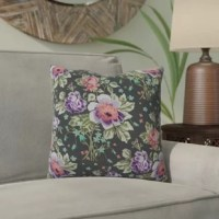 Wanna transform your outdoor space into a fun, inviting lounge? Looking to complete that patio full of solids with a unique print? Accomplish all of the above with one simple, yet powerful outdoor accessory Bungalow Rose like to call the Bungalow Rose outdoor throw pillow!