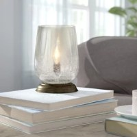 Up the ambiance in any room in your home with this 7.9