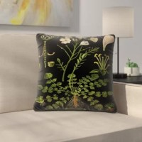 Decorative pillow designed by Suren Nersisyan for East Urban Home exclusive collection of decorative throw pillows.