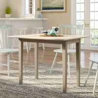 Wembley Extendable Solid Wood Dining Table