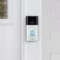 Ring doorbell connects to your Wi-Fi and streams live HD video and audio to your phone, tablet, and PC. You'll get instant alerts when people come to your door, so you can see, hear and speak to visitors from anywhere.