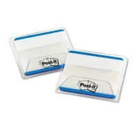 Secure, self-stick tabs offer quick and easy way to label files and divide books. Easy to write on and simple to remove, replace or reposition. Durable Tabs are extra thick to last. Convenient pop-up dispenser. File Insert/Tab Type: File Folder Tab Labels; Global Product Type: File Inserts/Tabs; Tab Cut: N/A; Color(s): Blue; White.PRODUCT DETAILS:File Insert/Tab Type: File Folder Tab LabelsQuantity : 50 per packGlobal Product Type: File Inserts/TabsPost-Consumer Recycled Content Percent : 0...
