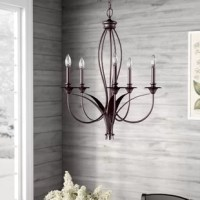 Tarres 5-Light Candle Style Classic / Traditional Chandelier