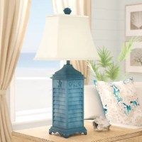 Illuminate your space in breezy beach house style with this 29.25