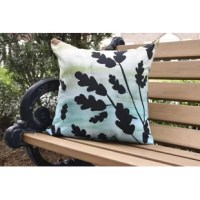 Accentuate your outdoor decor with a burst of warm colors and rustic fall designs. This outdoor pillow creates an enchanting autumn atmosphere everyone will adore. This pillow is perfect for any outdoor seating area.