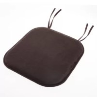Add stylish comfort to any chair with this Memory Foam Indoor/Outdoor Dining Chair Cushion. The chair pad is a great way to enhance your kitchen, dining room, or patio seating. With a convenient non-slip, water-resistant backing, you won't have to worry about this cushion slipping off your seats. The neutral color will beautifully complement any home decor, while the memory foam provides softness to hard chairs so that you can sit more comfortably.