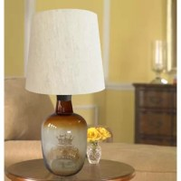A charming, decorative table lamp to meet your basic fashion lighting needs. Add a contemporary feel to any room with these attractive lamps. Perfect for living room, bedroom, office, kids room, or college dorm. The fabric shades complete this modern look. Perfect lamp for bedroom night tables. They believe that lighting is like jewelry for your home. Their products will help to enhance your room with chic sophistication.
