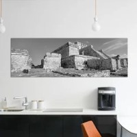 The artwork is crafted with 100% cotton artist-grade canvas, professionally hand-stretched and stapled over pinewood bars in gallery wrap style - a method utilized by artists to present artwork in galleries. Fade-resistant archival inks guarantee perfect color reproduction that remains vibrant for decades even when exposed to strong light.