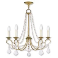 Devana 5 - Light Candle Style Classic / Traditional Chandelier