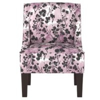 This Side Chair graces any room in your home with casual sophistication, style, and craftsmanship, highlighted by timeless sloped-arm design with piped upholstery. Match it to your décor with a selection of easy-to-coordinate fabrics.