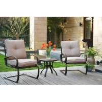 This Seating Group with Cushions, with its contemporary look, offers you a comfortable and stunning outdoor lounge. This will let you and your family sit back, relax and enjoy your outdoor time. It is perfect in the poolside, garden, deck or patio.