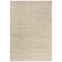 For generations, flat-woven jute rugs have been used to add warmth and charm to homes around the globe. These rugs are handwoven using a combination of natural jute and richly dyed soft cotton chenille stripes. The mixed tones that this technique creates blends seamlessly with today's more relaxed style of living.