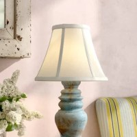 When it comes to mood lighting, lampshades can make it or break it. They affect the light in our room, which in turn affects the ambiance. Find the lighting you love with this one, for example: Crafted from silk, this piece features a bell shape, offering a touch of tradition to your space. A spider fixture allows it to attach to your lamp base, while a natural beige hue lets it blend effortlessly with your existing color scheme.