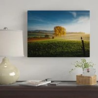 This gallery wrapped canvas prints feature a poly cotton blend that is specially optimized for bright, vibrant colors and rich, deep blacks. A chemistry perfect gloss finish protects against moisture and harmful UV rays.