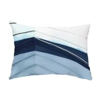 Create a cool coastal environment in your home with a decorative outdoor pillow! This outdoor pillow was designed to bring the sophistication and beauty of the sea to your home decor. You'll love the feel of this collection and the summer warmth it will bring to your outdoor porch or patio decor.