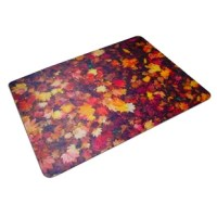 The Cortex Photo mat combines the best quality polycarbonate hard floor mat, with a colorful printed design to brighten up your home or office. The polycarbonate plastic structure ensures it won't crack, dimple, curl, smell or discolor under normal use. The Cortex range also adds color to any office space or home.