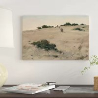 The artwork is crafted with 100-percent cotton artist-grade canvas, professionally hand-stretched and stapled over pine-wood bars in gallery wrap style - a method utilized by artists to present artwork in galleries. Fade-resistant archival inks guarantee perfect color reproduction that remains vibrant for decades even when exposed to strong light. Add brilliance in color and exceptional detail to your space with the contemporary and uncompromising style of iCanvas.