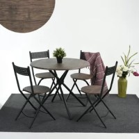 Burdett 5 Piece Dining Set