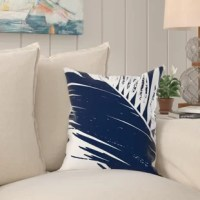 Welcome to the Caribbean! Give your décor some personality with this refreshingly bold pillow which adds just the right amount of color and inspiration to your décor. Place this pillow with other Caribbean-themed prints to create the perfect summer getaway, or give as a thoughtful housewarming gift.