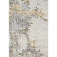 This collection merges the beautiful colors and abstracts of a chic contemporary rug with the textures and details of a distressed heirloom. Silky textures from the rug's tip-sheared pile and intricate use of hues and brush stroke effects give each rug the look of a unique collector's piece that infuses each room with an easy sophistication and sleek, modern flair.