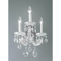 The perfect marriage between old and new. These traditional chandeliers and wall sconces trimmed, spectra or more economical hand cut produces a real look of elegance that will last for years to come.