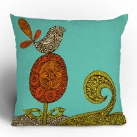 Wanna transform a serious room into a fun, inviting space? Looking to complete a room full of solids with a unique print? Need to add a pop of color to your dull, lackluster space? Accomplish all of the above with one simple, yet powerful home accessory we like to call this Throw Pillow!