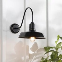 This light in imperial black has a unique look. The imperial bronze finish complements the design and creates a welcoming look for you and your guests.